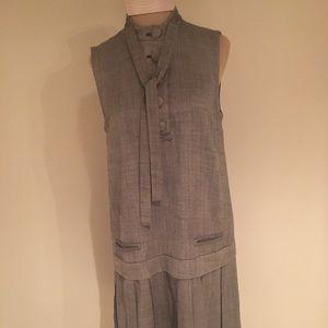 Marc Jacobs drop waist dress